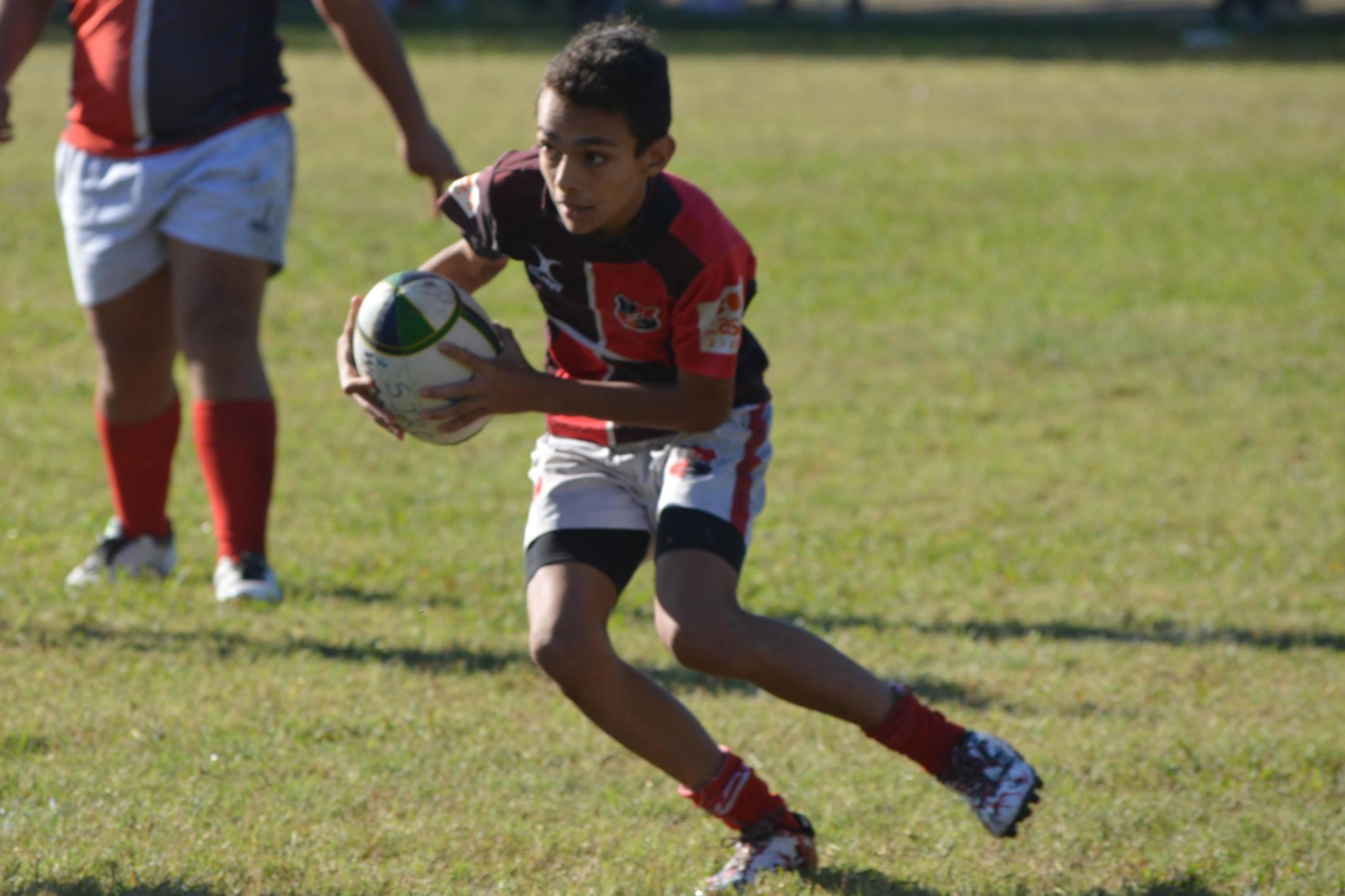 02.Encuentro de Rugby InfantilM13