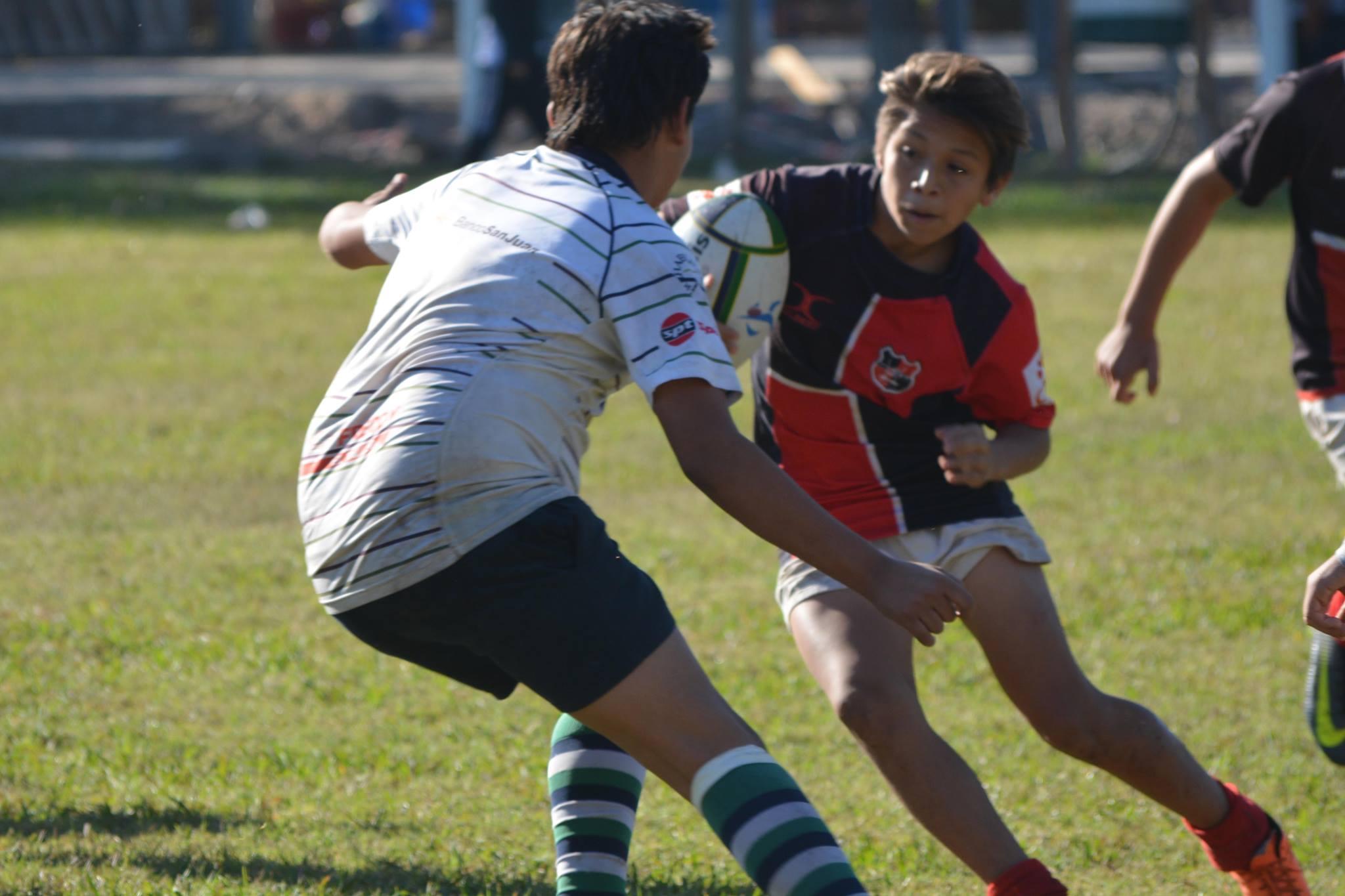 03.Encuentro de Rugby InfantilM13
