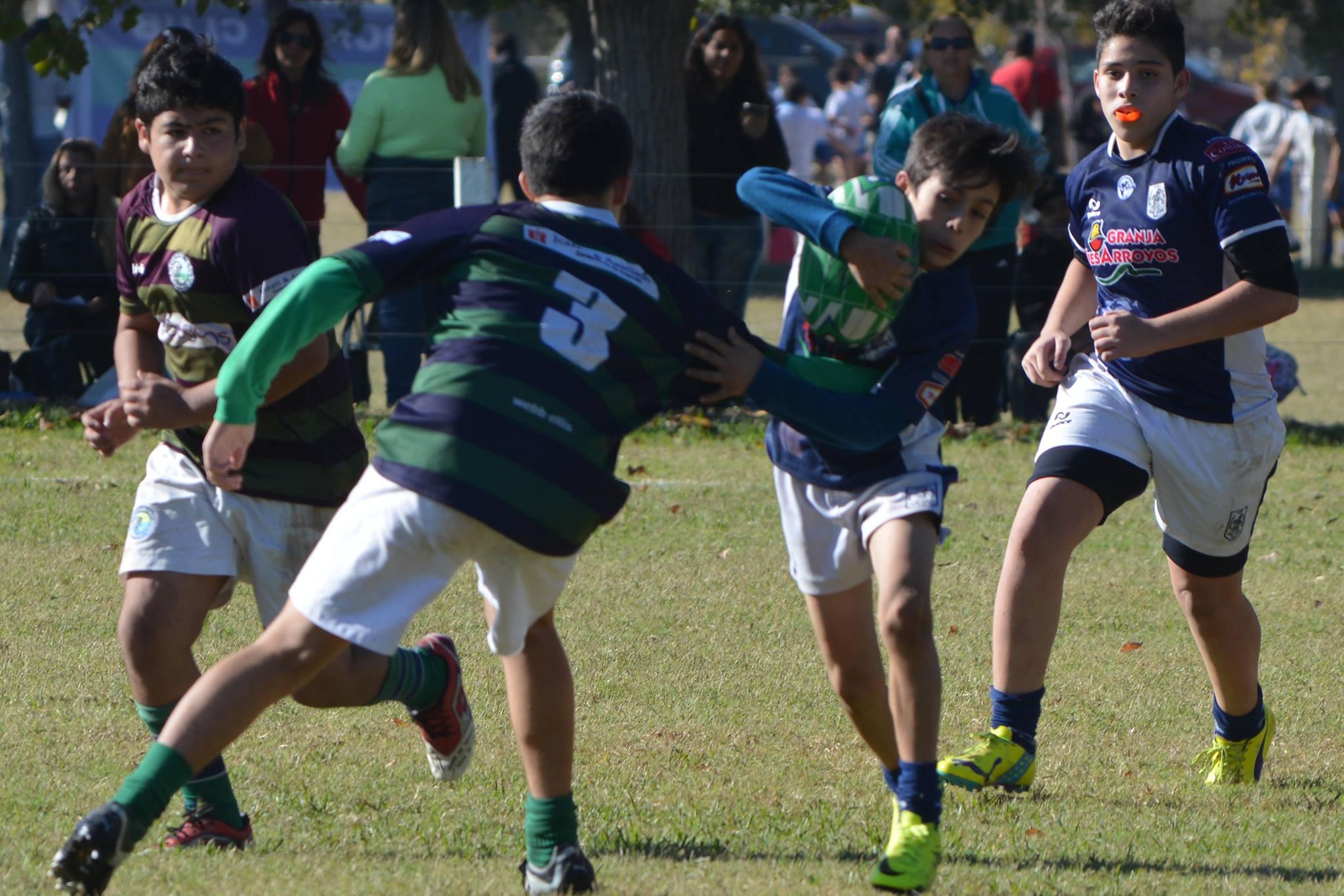 05.Encuentro de Rugby InfantilM13