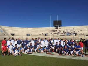 DINOS y PUMPAS en el Estadio Bicentenario